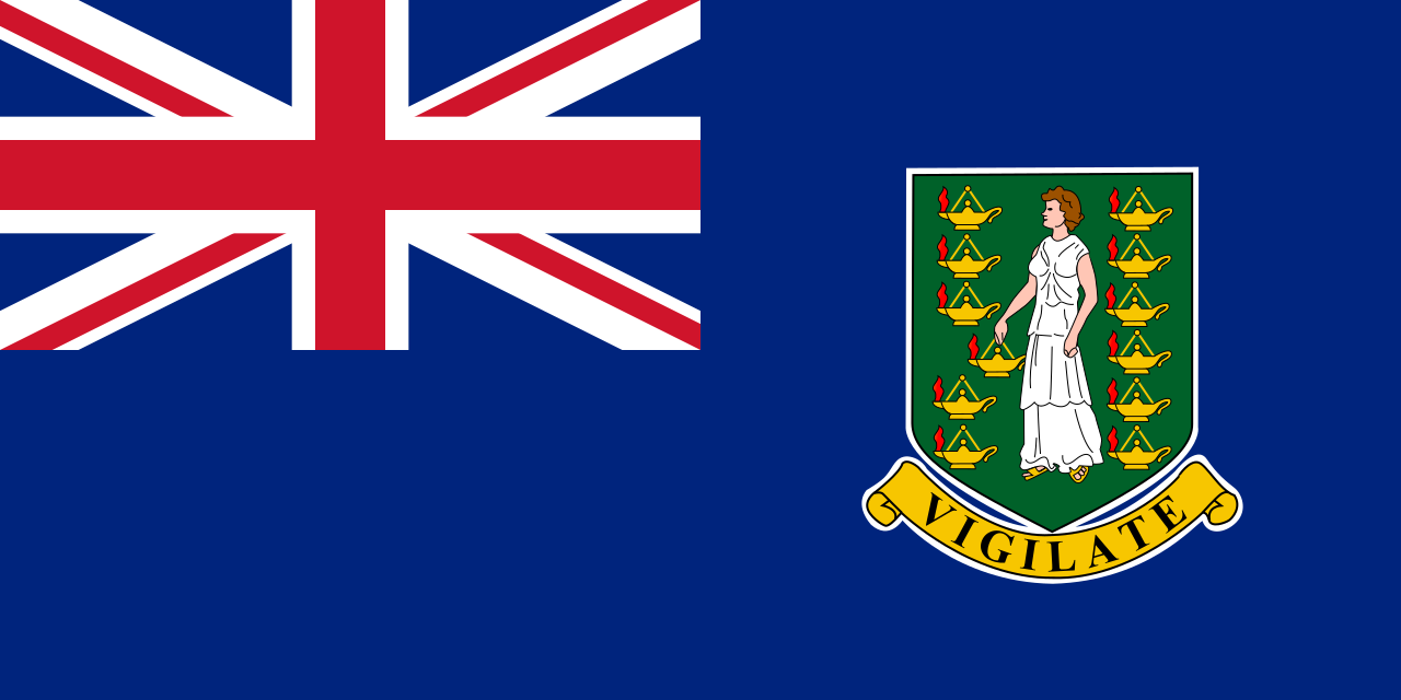 英領バージン諸島